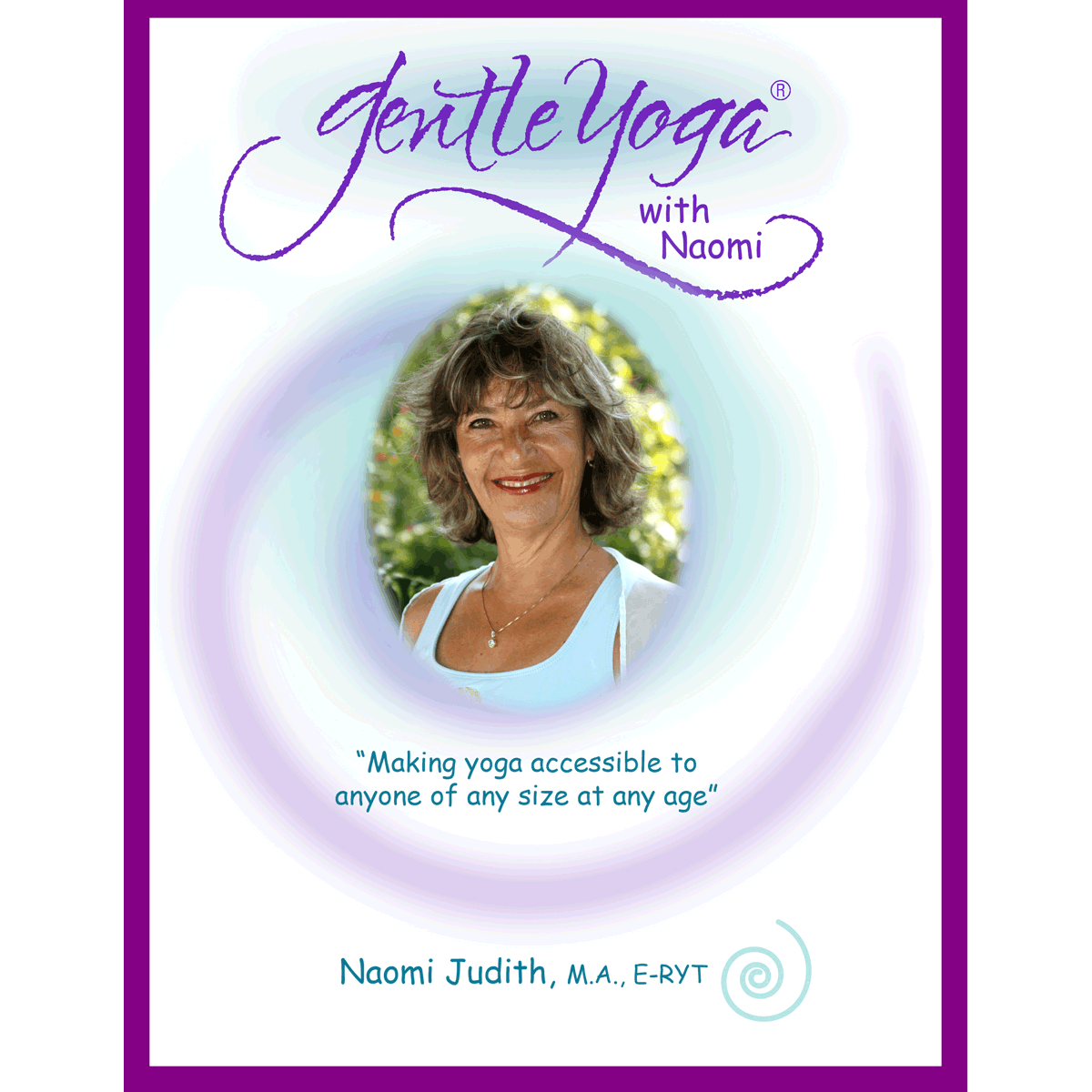 Gentle Yoga with Naomi Student Yoga Manual Cover